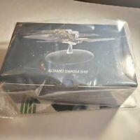 Star Trek 1:54 Altamid Swarm Ship Krall With Magazine