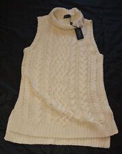 Polo Ralph Lauren 53% Seide Silk 47% Leinen Pullover Pulli M 38 NEU