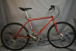 "Schwinn Sierra 1987 MTB Bike Large 18.5"" Hardtail Rigid Shimano STX USA Charity!"