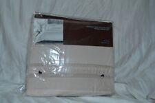 Hudson Park Collection Ladder Hemstitch Full/Queen Bedskirt Cream - NIP
