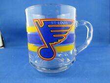 Vintage NHL St.Louis Blues Miniature Coffee Mug