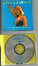 Agnetha Fältskog - Agnetha in Germany (1989!!)  JAPAN Fanclub only CD  pre ABBA