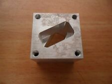 RF Microwave Waveguide 45° Adapter WR62 - WR62 12.4 -18GHz ~22 x 22 x17mm 4A1069
