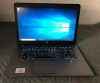 HP EliteBook 850 G2  i5-5200U (5th Gen) 8GB DDR3 RAM -320GB HDD -WIN 10- Backlit