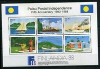 Palau MiNr. Block 3 postfrisch MNH Schiffe (E746