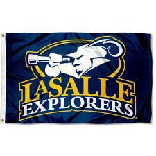 La Salle University Explorers Flag  Large 3x5
