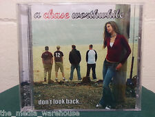 FAST FREE SHIP, Brand New, Sealed: Don't Look Back by A Chase Worthwhile (CD)