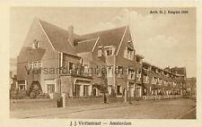 Carte postale Amsterdam J. J. Viottastraat Architect G. J. Rutgers de 1923