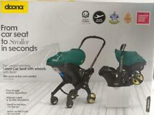 Doona Infant Car Seat & Latch Base - Racing Green - Us Version