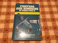 Libro: Caccia e bombardieri della seconda guerra mondiale - in Inglese