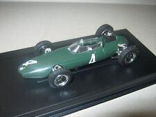 1:43 BRM P57 G. Hill World Champion 1963 RBA modelcar in showcase TOP