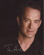 TOM HANKS AUTOGRAPH SIGNED PP PHOTO POSTER