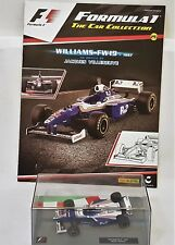 Panini Formula 1 The Car Collection Issue #26 - Williams FW19 Jacques Villeneuve