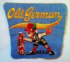 Vintage, Old German Beer Embroidered Patch