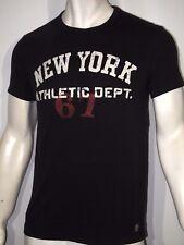 "Polo Ralph Lauren size medium athletic New York cotton men""s t-shirt"