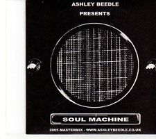 (EY887) Ashley Beedle, Soul Machine - 2005 DJ CD