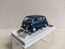 Brekina 58422 Fiat 690 millepiedi maleta construcción h0 blanco verde oscuro nuevo 2020