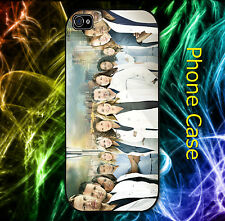 Grey's Anatomy Medical Drama Pictorial Hard Case for iPhone & Samsung