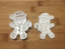 Gingerbread Man Cookie Cutter,Biscuit, Pastry, Fondant, Bread Cutter