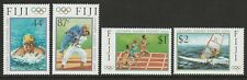 Fiji 2000 Olympic Games set SG 1102-1105 Mnh.
