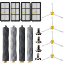Side Brush HEPA Filter Extractor Replenishment Kit irobot Roomba 800 870 880 980