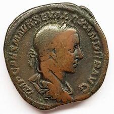 Monnaie Romaine sesterce Alexandre sevère, cohen 466