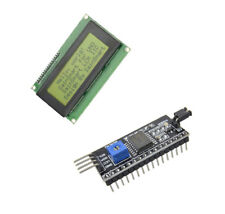 20x4 LCD 2004 Character Display & IIC/I2C/TWI/SPI Serial Interface Board BBC
