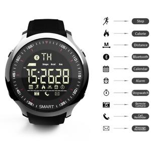 Smart Watch Sport Waterproof pedometers Message Reminder Bluetooth