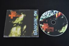 JOHNNY MARR BANGIN ON RARE 3 TRACK CD SINGLE! THE SMITHS PET SHOP BOYS THE THE
