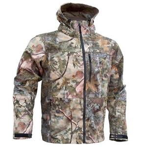 Kings Camo Hunter Wind Defender Fleece Jacket Mountain Shadow KCM1650  All Sizes