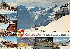 B32161 Zell am See mit Schmittenhohe  austria