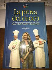 LA PROVA DEL CUOCO 190 ricette selez da ANTONELLA CLERICI Raspollini Verde 2001