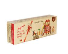 Mysore Sandal Jasmine Rose Bath Soap 150gm Each / Family pack 450gm