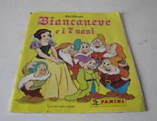 ALBUM FIGURINE PANINI BIANCANEVE E I SETTE NANI   1994 DISNEY