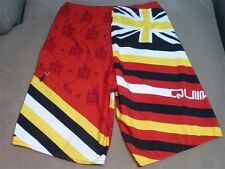 044 MENS QUIKSILVER FRED PATACCHIA BOARDSHORTS SZE 30 EX-COND, $80 RRP.