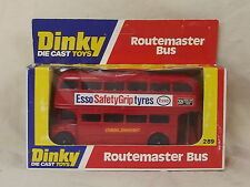 DINKY 289 Bus Routemaster (esso) # 2