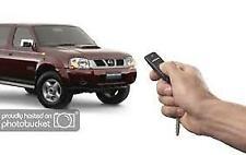 Genuine Nissan D22 Dual CAB Remote Central Locking Kit Part 28596VM000AU 01/2008