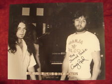 GARY ROSSINGTON & STONED ROADIE CRAIG REED TAKEN BY STEVE GAINES LYNYRD SKYNYRD