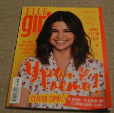 Russian Magazine ELLE GIRL SELENA GOMES June 2017 Russia Журнал СЕЛЕНА ГОМЕЕС