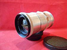 Objektiv Lens Sonnar 4 /135 mm Carl Zeiss Jena Zustand gut für Praktina