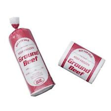 Brand New 2 lb. Ground Beef Bags - 1000 Count