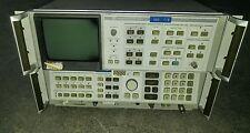 HP Agilent 85662A 8568A Spectrum Analyzer Display & Analyzer w/ Cables