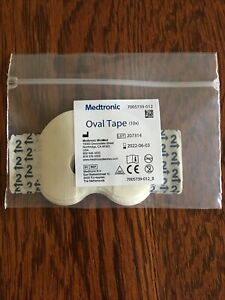 Medtronic Oval Tape Guardian Sensor Package Of 10