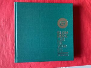 Andi Gladwin BLOMBERG LABORATORIES The Magic of Tomas Blomberg