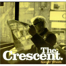 The Crescent ‎– Spinnin' Wheels - CD Single