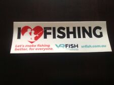 FISHING STICKER LURES RODS BAITS LINES FISH DAIWA SALTWATER FRESHWATER FORD 4x4