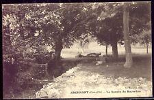 cpa 21 Arcenant . la source du Racordon . Côte d'Or. Bourgogne
