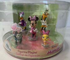 2 Disney Junior Minnie Mouse 5 Piece Figure Play Set. Free Shipping