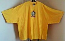 Vintage Big Daddy Clothing Company 5XL/6XL Yellow TShirt Retired design Skull