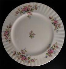 "Royal Albert MOSS ROSE Dinner Plate 10 3/8"" Montrose Shape *England*"